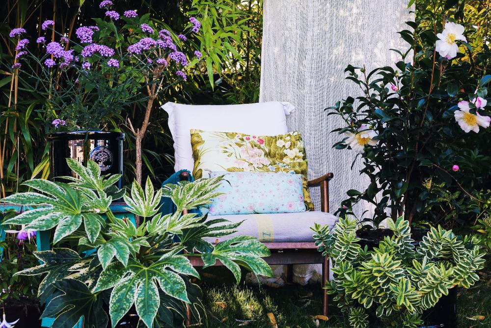 Inspiration Boho Garden 6