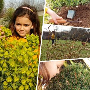 Laura, 6 ans, 1m20 ose déjà le vert !