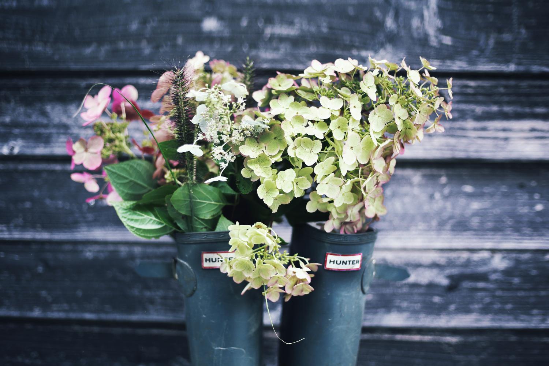 Bouquet dans des bottes imfg-10
