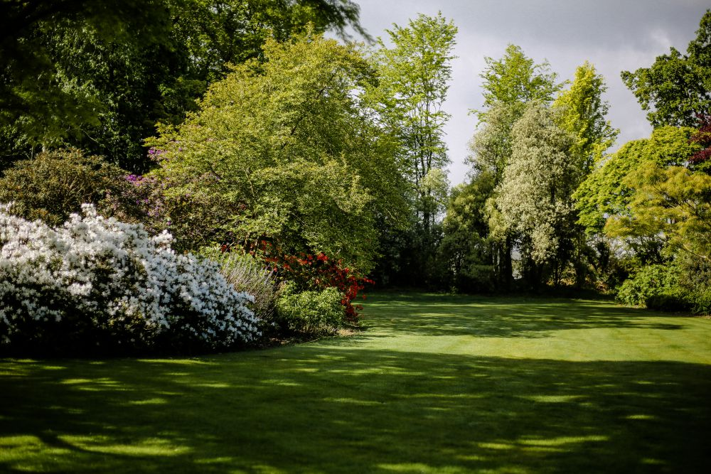 jardin de terre de bruyère